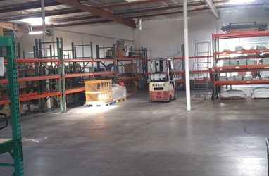 Warehouse for rent in Fountain Valley, CA