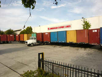 Warehouse for rent in Los Angeles, CA