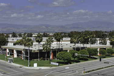 Warehouse for rent in Irvine, CA