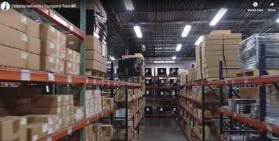 Warehouse for rent in Oldsmar, FL