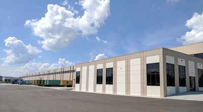 Warehouse for rent in Joliet, IL