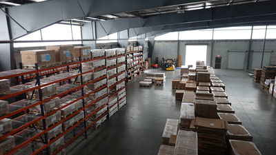 Warehouse for rent in Katy, TX
