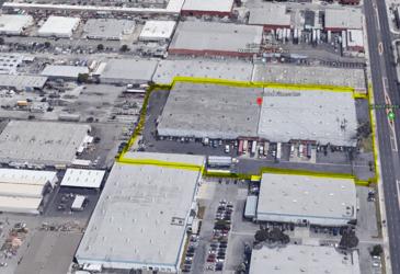 Warehouse for rent in Gardena, CA