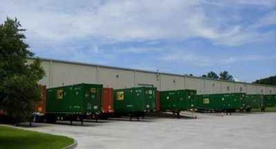 Warehouse for rent in Savannah, GA