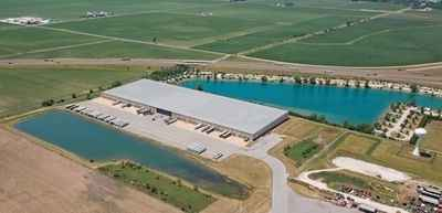 Warehouse for rent in Remington, IN