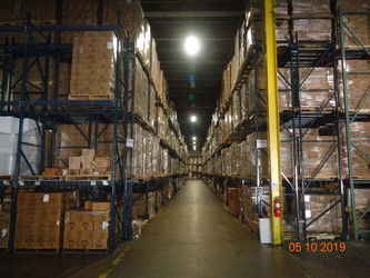 Warehouse for rent in Chicago, IL