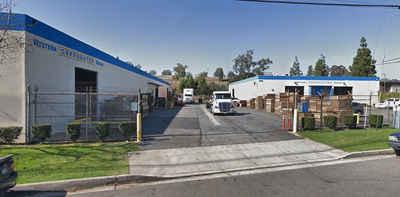 Warehouse for rent in Santa Fe Springs, CA