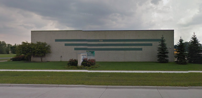 Warehouse for rent in Romulus, MI
