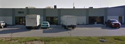 Warehouse for rent in Indianapolis, IN