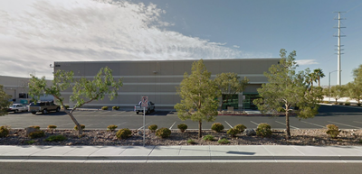 Warehouse for rent in Las Vegas, NV