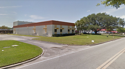 Warehouse for rent in Orlando, FL