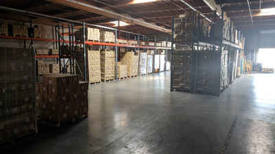 Warehouse for rent in Fremont, CA