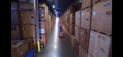 Warehouse for rent in Sterling, VA