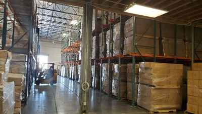 Warehouse for rent in Torrance, CA