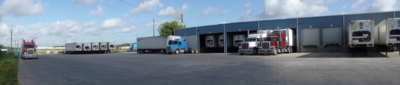Warehouse for rent in Clute, TX