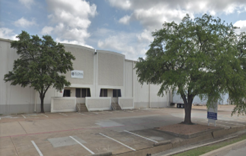 Warehouse for rent in Carrollton, TX