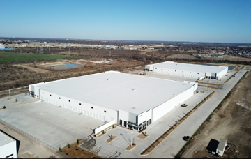 Warehouse for rent in Fort Worth, TX