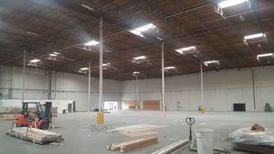 Warehouse for rent in Van Nuys, CA