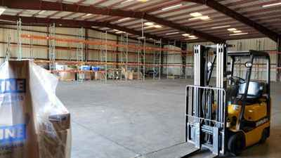 Warehouse for rent in Laredo, TX
