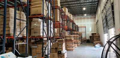 Warehouse for rent in Miramar, FL