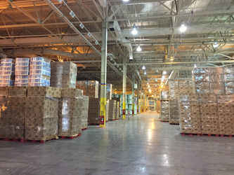 Warehouse for rent in Oklahoma City, OK