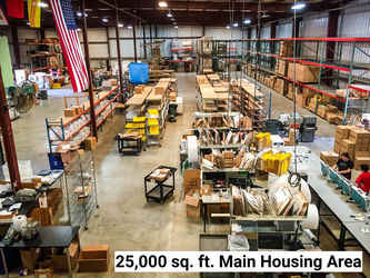 Warehouse for rent in Redwood City, CA