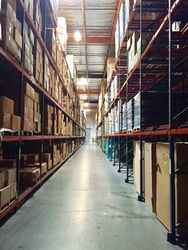 Small allstate moving systems warehouse