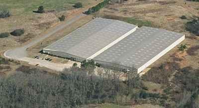 Warehouse for rent in Greensboro, GA