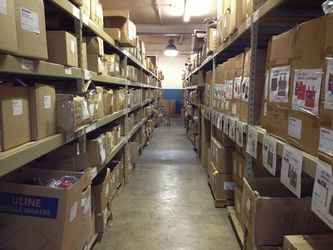 Warehouse for rent in Olean, NY