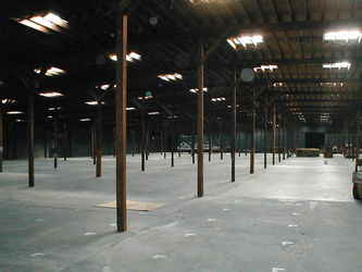 Warehouse for rent in Henderson, NC
