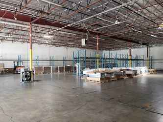 500 Pallet Positions In Grand Prairie Warehouse For Rent In Grand