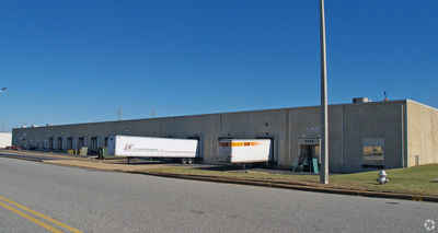 Warehouse for rent in Memphis, TN